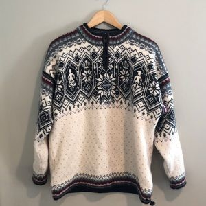 {Dale of Norway} Winter Sweater
